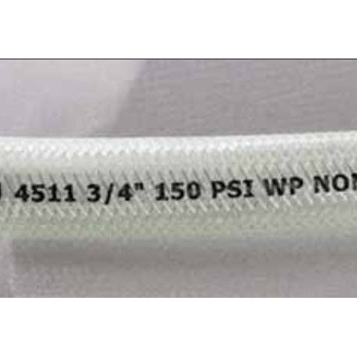 FDA BRAIDED PVC HOSE