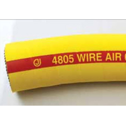 WIRE REINFORCED AIR HOSE